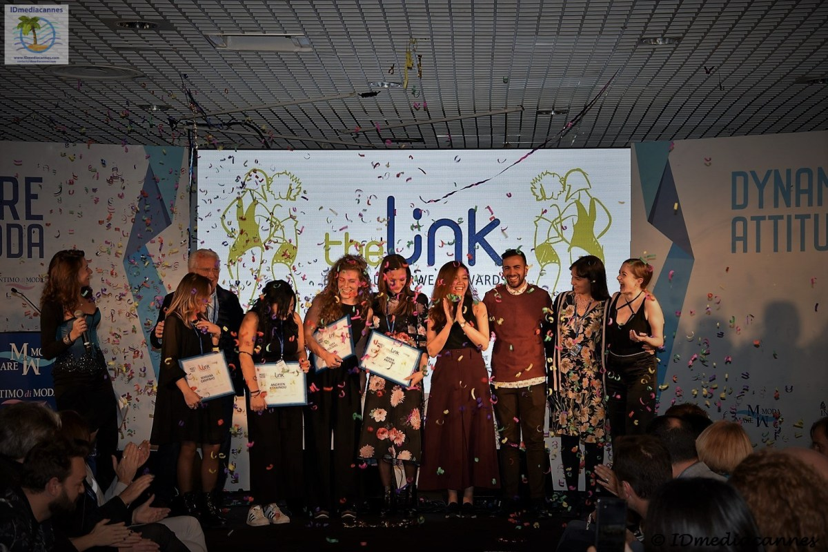 THE LINK AWARDS 2017 - Mare Di Moda